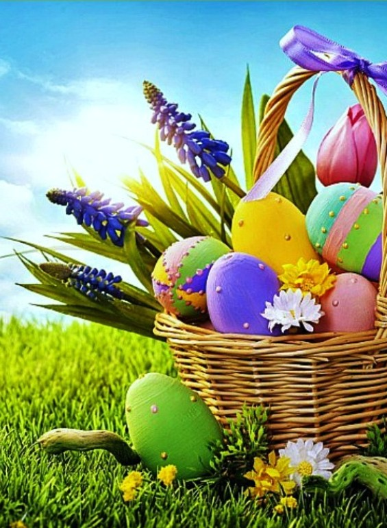Romanian Easter!