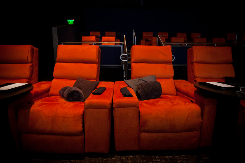 iPic – a different kind of cinema experience